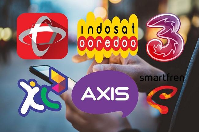 Cara Cek Kuota Telkomsel, Indosat, XL, Axis, Three, Smartfren Terbaru