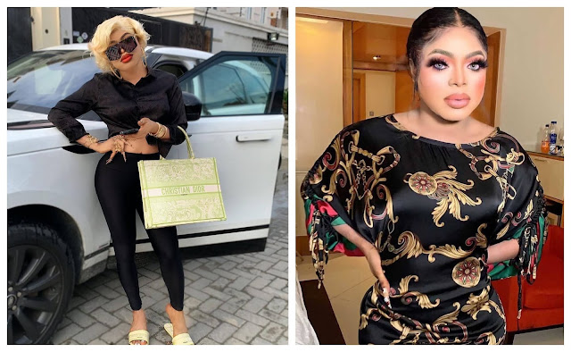 My Mom Never Judged Me, She Loved and Accepted Me for who i am: Bobrisky Speaks on His Parents Reaction to His Lifestyle