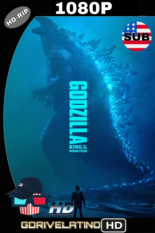 Godzilla II: el rey de los monstruos (2019) HDRip 1080p (Subtitulado) MKV