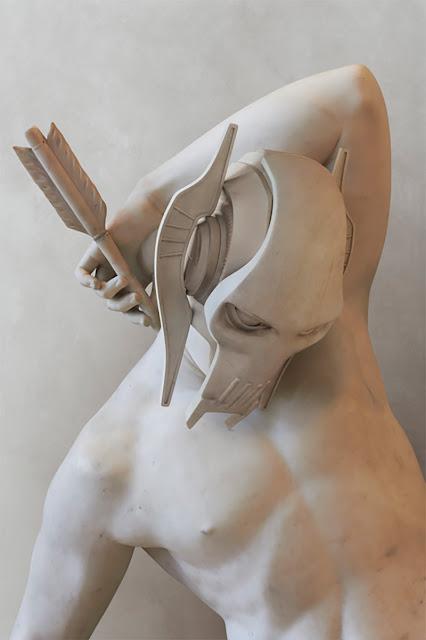 スターウォーズのギリシャ彫刻が見つかる⁉︎5枚【Art】 グリーバス将軍