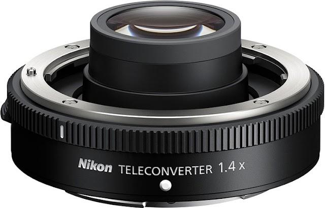 Nikon, Ağustos ayında 1.4X ve 2X Z montajlı tel dönüştürücüleri piyasaya sürecek