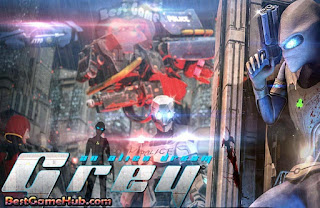 Grey An Alien Dream PC Game Free Download