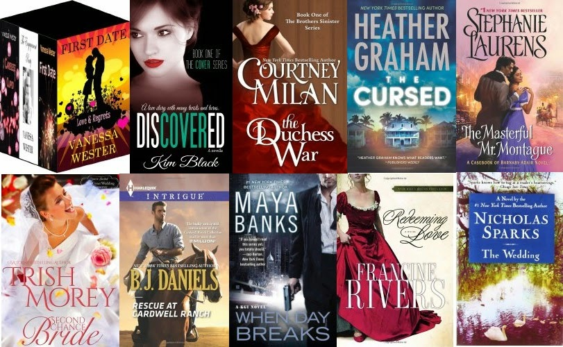 FBQ28- Free & Bargain books