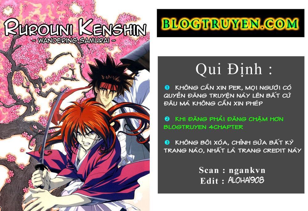 Rurouni Kenshin chap 33 trang 22