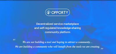 Opporty.com: Platform Bisnis Berbasis Pengetahuan dengan Desentralisasi Pasar Kripto