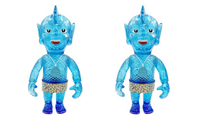 The Great Garloo Blue Edition Vinyl Figure by Justin Ishmael x Marx Toys