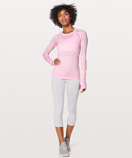 lululemon pearl-pink swiftly