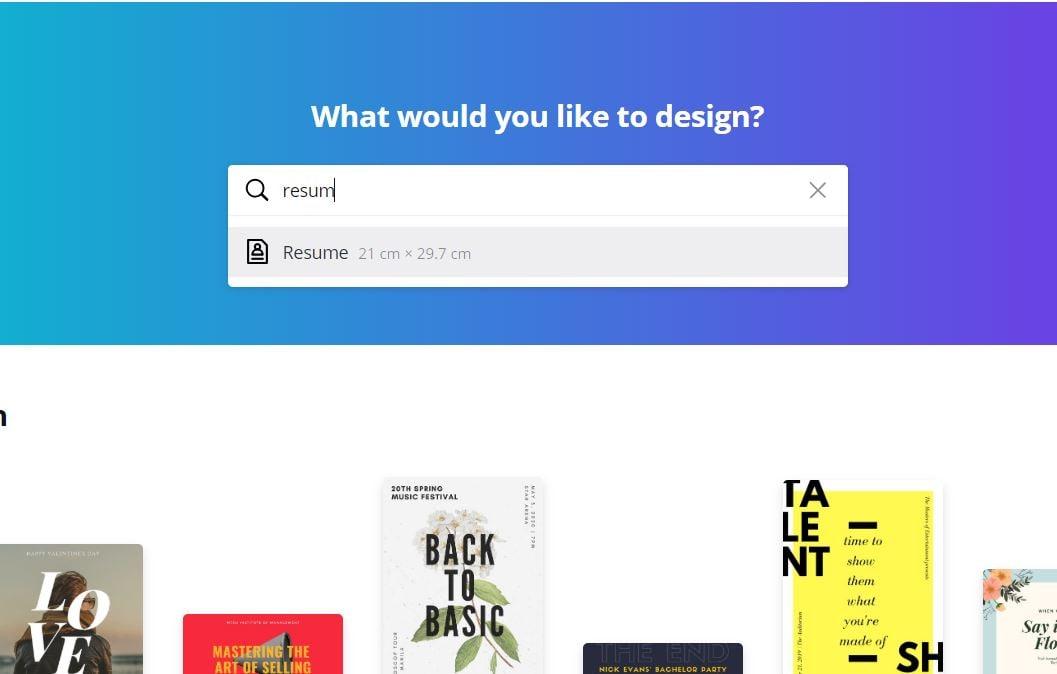 Cara Membuat Curriculum Vitae Online Kreatif Hanya Dalam Hitungan