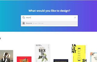 Cara Membuat Curriculum Vitae Online Kreatif Hanya Dalam Hitungan Menit
