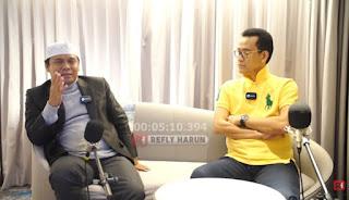 Lakpesdam PBNU Belum Puas Gus Nur Ditangkap, Tuntut Refly Harun juga Harus Diciduk