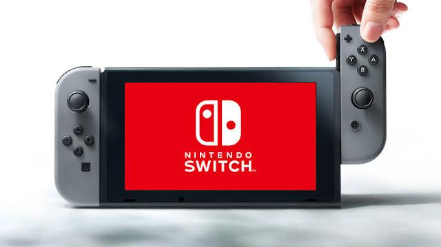 Nintendo revela os 30 jogos mais baixados do Nintendo Switch no mês de Novembro
