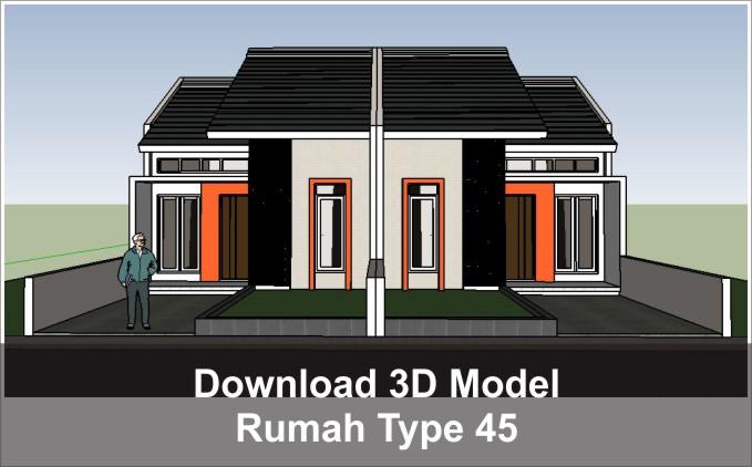 download rumah type 45