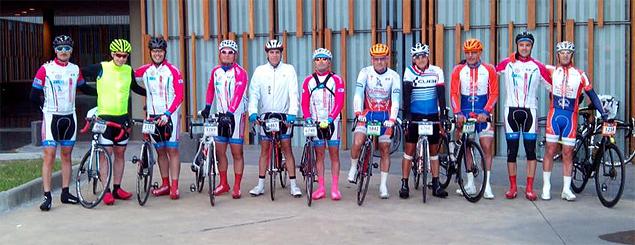 Ciclismo Aranjuez Quebrantahuesos 2016