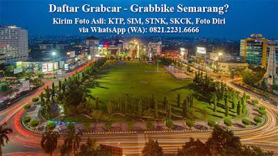 Daftar Grabcar Grabbike Semarang