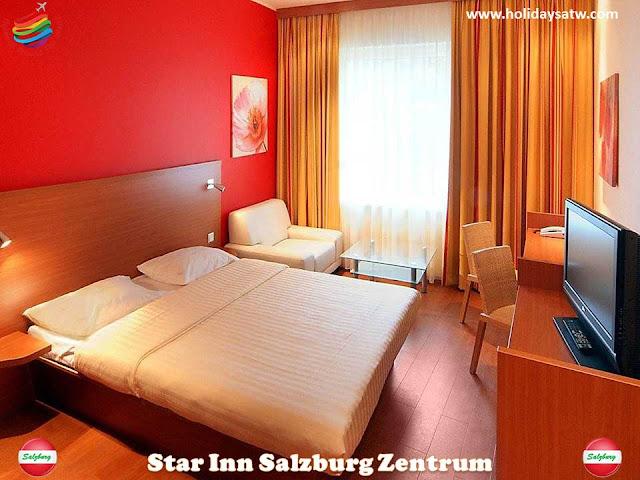 Best 3-star Salzburg hotels