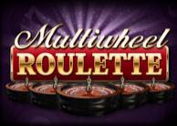 A több kerekes Multiwheel Roulette