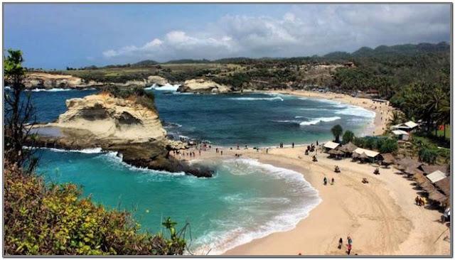 Pantai Klayar;10 Top Destinasi Wisata Lamongan;
