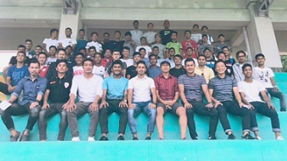 Football Players Association of Sikkim formed