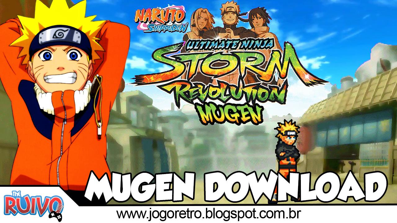 Naruto Shippuden Ultimate Ninja Storm Revolution 2018 TAG System