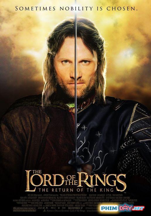Chúa Tể Những Chiếc Nhẫn 3: Sự Trở Lại Của Nhà Vua - The Lord of the Rings: The Return of the King (2003)