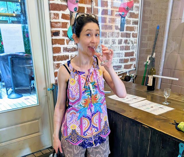 Local Wine in Savannah