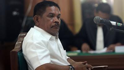 PK Dikabulkan, Rahudman Harahap Siap-siap Bebas dari Penjara