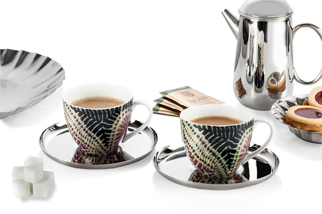 Textile Cup and Saucer by Arttdinox for Rs.1700