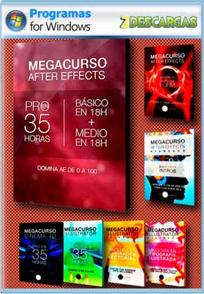 Megacurso After Effects Básico Pro 35 Horas Gratis [MEGA]