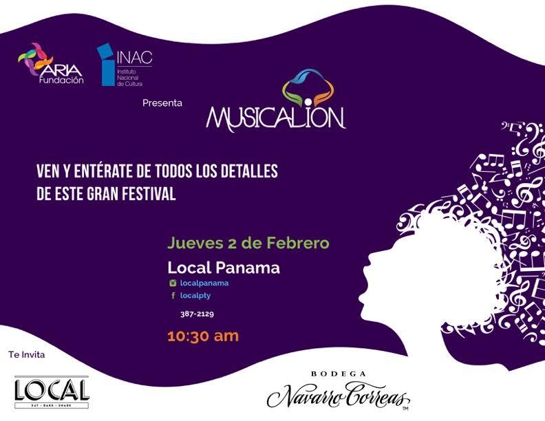 festival de artes escenicas musicalion 2017