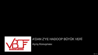 A'dan Z'ye Uygulamalı Hadoop ve Büyük Veri Eğitimi