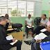 Ministro de Educación, Antonio Peña Mirabal, dispone intervenir aula por desprendimiento de pañete en Escuela Eugenio María de Hostos