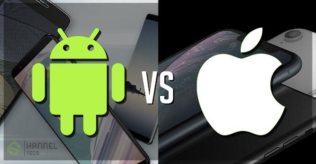 يجمع Android بيانات أكثر بـ 20 مرة من IOS للمستخدمين