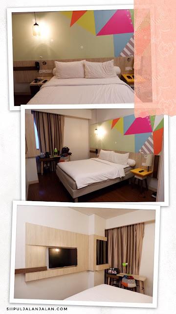 Family Room Ibis Styles Jakarta Sunter