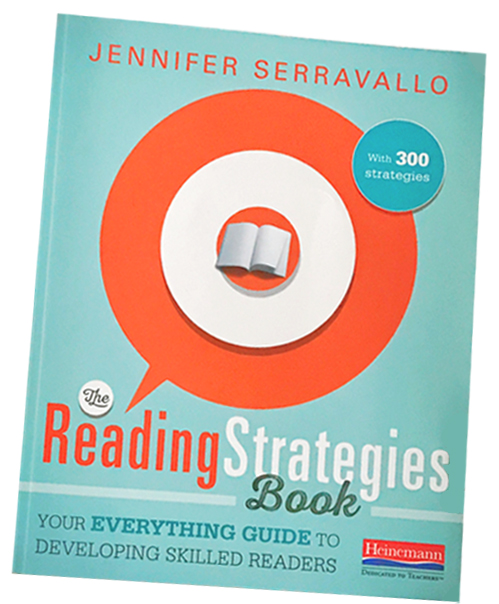 Create your own Reading Workshop units and minilessons with The Reading Strategies Book.