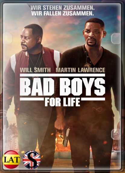 Bad Boys Para Siempre (2020) HD 1080P LATINO/INGLES