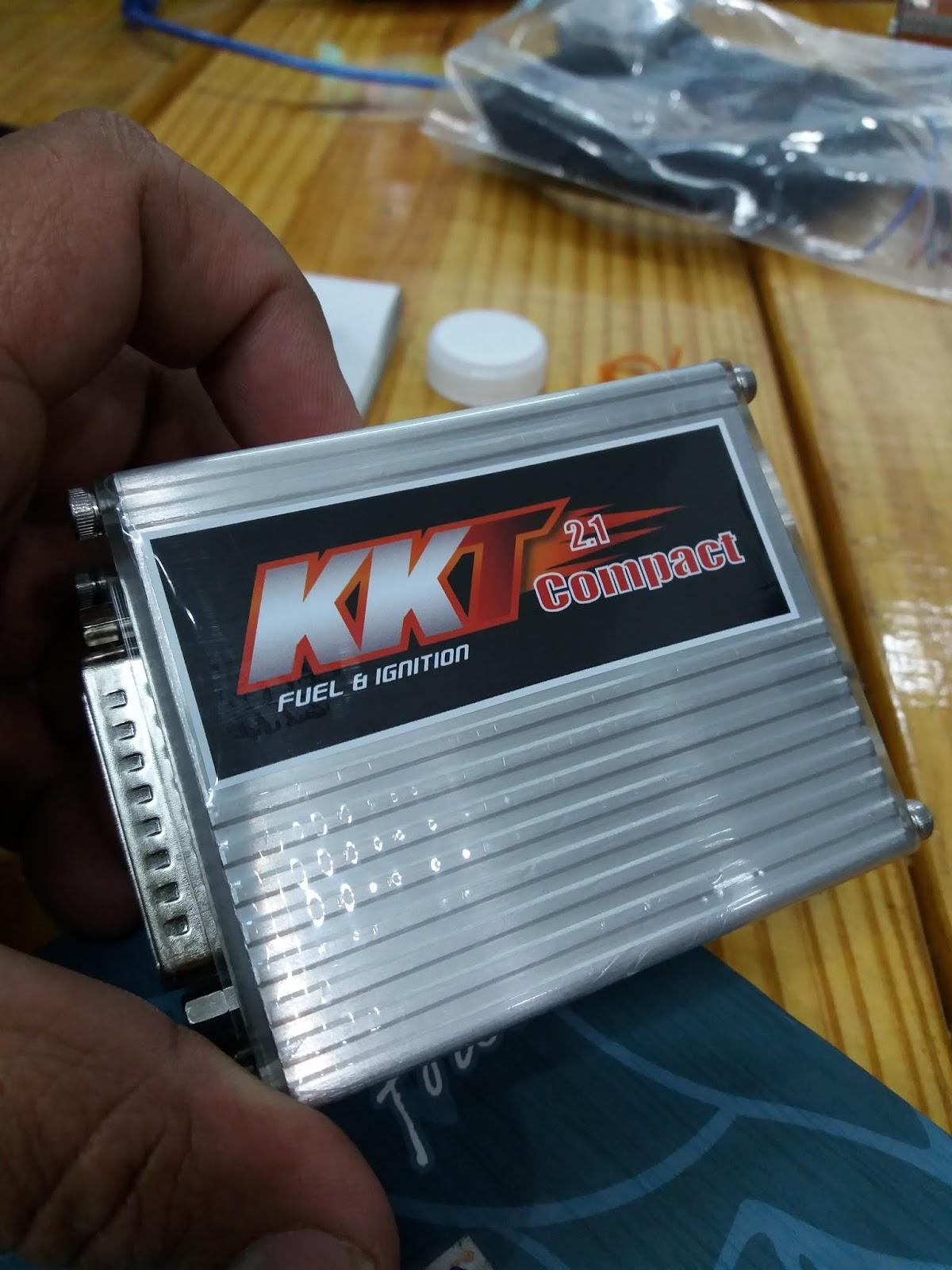 RS RACING MOTORSPORTS: ECU KKT COMPACT 2 1 - PIGGYBACK