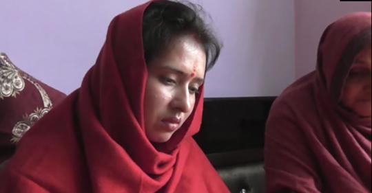 महज तीन महीने पहले हुई शादी, हिमस्खलन में सैनिक पति लापता