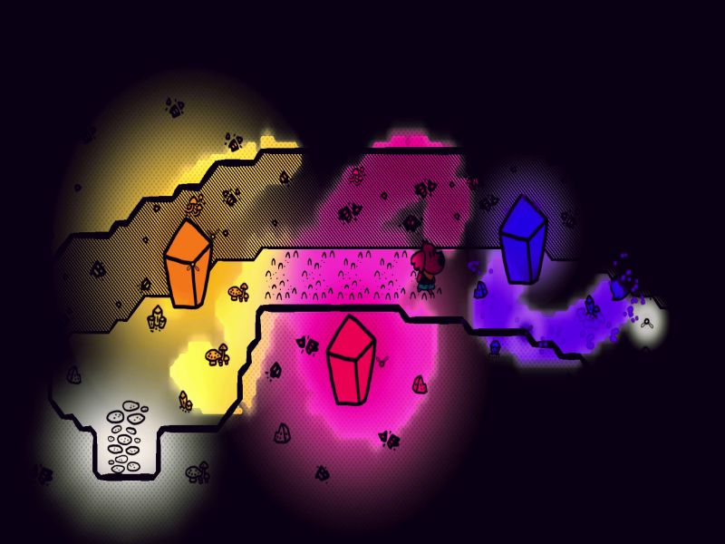 Chicory A Colorful Tale Highly Compressed Free Download