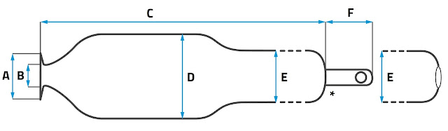 Type Double Volume Membrane
