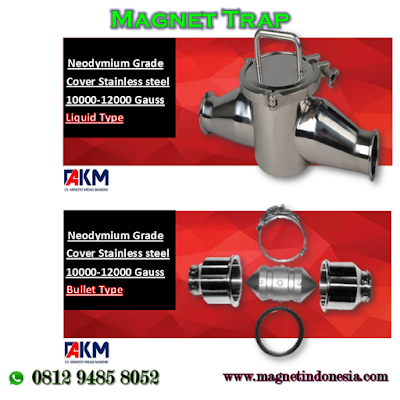 Magnet Trap Type Liquid & Magnet Trap Type Bullet