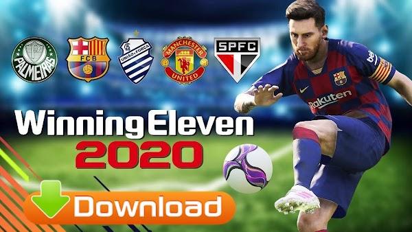 Winning Eleven 2020 MOD Lite Download