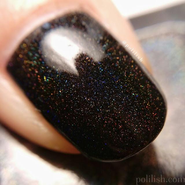 Danglefoot Nail Polish 'Higitis Figitis' | polilish