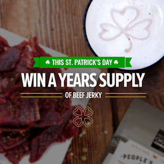free beef jerky