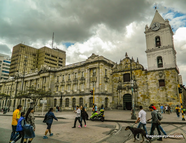 Igreja de São Francisco, Bogotá