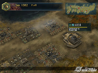 Nobunaga's Ambition: Iron Triangle (PS2) 2009