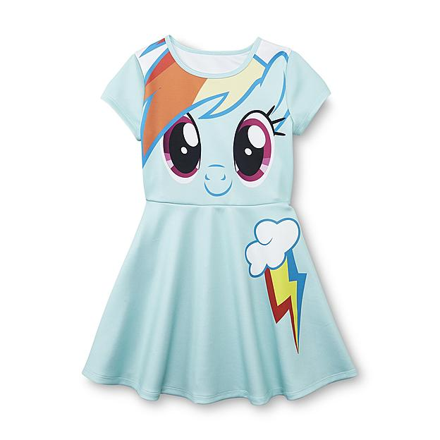 My Little Pony Fit Flare Dresses By Jerry Leigh Mlp Merch