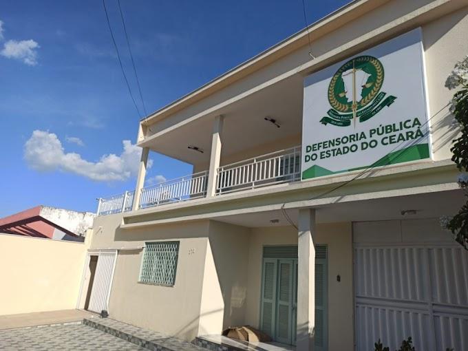 Defensoria Pública inaugura nova sede no Crato