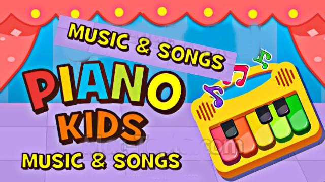 Piano Kids game,Piano Kids