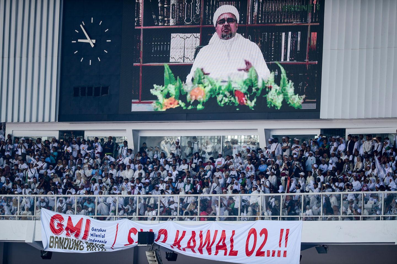 Serukan Aksi Berjilid, Dengan Opsi Akhir Hukuman Mati untuk Penoda Agama