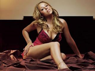 A cantora Mariah Carey é um exemplo de sugar mommy que deixa qualquer garotão sem fôlego